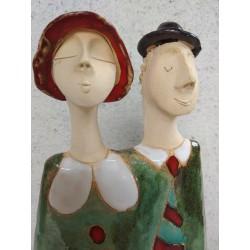 Para w kapeluszach 1